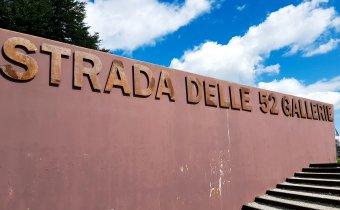 Tip na výlet – Taliansko – Strada delle 52 Gallerie – cesta 52 tunelov
